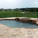 Travertine Decks , 7 Hottest Travertine Pool Deck In Others Category