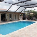 Travertine Pool Decks South Florida , 7 Hottest Travertine Pool Deck In Others Category