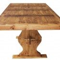 Trestle Dining Table , 8 Fabulous Pine Trestle Dining Table In Furniture Category