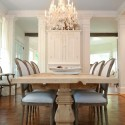 Trestle Salvaged Wood Dining Table , 7 Cool Restoration Hardware Dining Room Tables In Dining Room Category