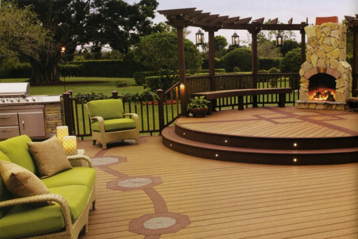 Others , 7 Good Trex Decking : Trex Decking