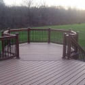 Trex deck with Colonial Deckorators , 7 Good Trex Decking In Others Category