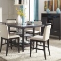 Trishelle Counter Height 5pc Dining Set , 7 Perfect Trishelle Counter Height Dining Table In Dining Room Category