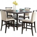 Trishelle Counter Height Dining Table , 7 Perfect Trishelle Counter Height Dining Table In Dining Room Category