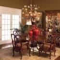Tuscan Furniture Colorado Style , 6 Fabulous Tuscan Dining Room Tables In Dining Room Category
