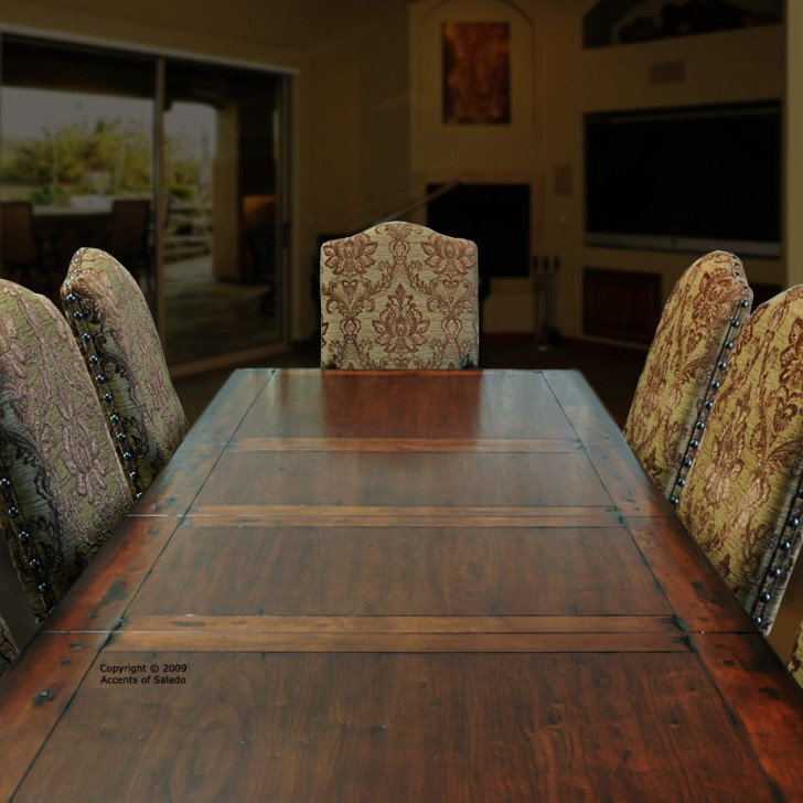 Dining Room , 6 Fabulous Tuscan Dining Room Tables : Tuscan Style Dining Room Tables