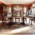 Tuscany Dining Table , 8 Amazing Arhaus Dining Tables In Dining Room Category