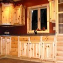 Unique Cabinet Door Styles , 8 Outstanding Knotty Pine Kitchen Cabinets In Kitchen Category