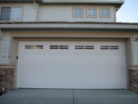 Homes , 7 Stunning Wayne Dalton Garage Door : Wayne Dalton Steel Overlay Garage Door