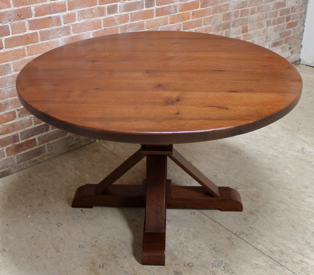 Furniture , 7 Excellent Reclaimed Barn Wood Dining Table : Wood Dining Table