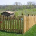 Wood Picket Fencing Gallery , 7 Awesome Cedar Fence Pickets In Others Category