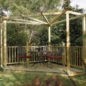 Others , 6 Best Pergola Kits : Wooden Pergola Kits