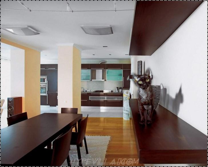 Kitchen , 6 Stunningg Interior Design Ideas For Kitchens : Wooden kitchen interior design ideas