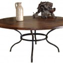 Furniture , 7 Popular 72 Inch Round Dining Table : Woodland 72-inch Round Dining Table