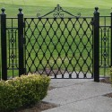 Wrought Iron Fence , 6 Charming Rod Iron Fence In Others Category