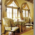 arched window treatments , 7 Excellent Window Treatments For Arched Windows In Interior Design Category