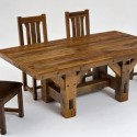 barnwood dining table , 7 Lovely Reclaimed Barnwood Dining Table In Furniture Category