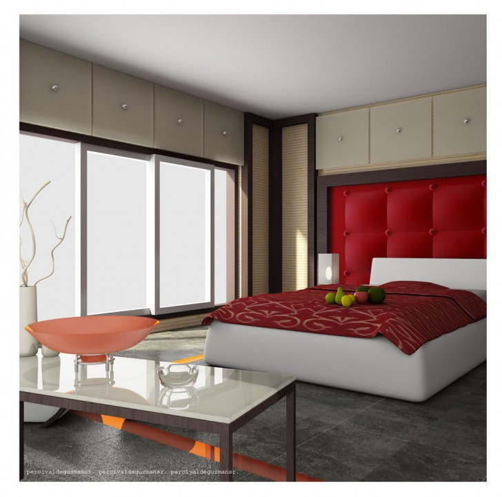Bedroom , 7 Perfect Interior Design Ideas Bedrooms : bedroom interior design ideas