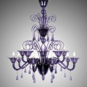 chandelier lamp , 8 Fabulous Murano Glass Chandelier In Lightning Category