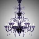 chandelier lamp , 8 Fabulous Murano Glass Chandelier In Lightning Category