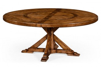 1000x857px 8 Cool Dining Table With Lazy Susan Picture in Furniture