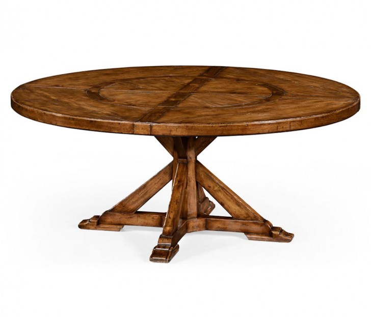 Furniture , 8 Cool Dining Table With Lazy Susan : circular dining table
