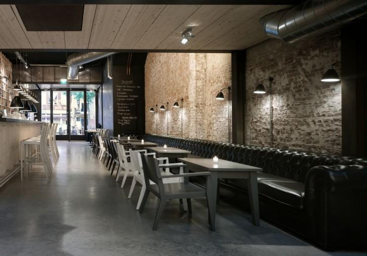 Interior Design , 7 Stunning Interior Design Ideas Restaurants : classic restaurant interior design ideas