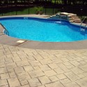concrete overlay products , 7 Superb Stamped Concrete Pool Deck In Others Category