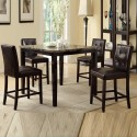 counter height dining set , 7 Awesome Marble Counter Height Dining Table In Dining Room Category