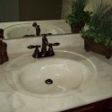cultured marble vanity , 7 Superb Cultured Marble Countertops In Kitchen Category