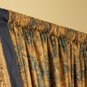 curtains and drapes , 8 Brilliant Drapery Pleat Styles In Furniture Category