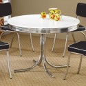 dining room furniture , 8 Gorgeous 50s Dining Table In Furniture Category