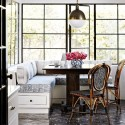 dining room furniture , 8 Excellent Banquette Dining In Dining Room Category