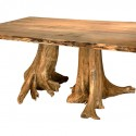 dining room kitchen , 7 Amazing Tree Stump Dining Table In Furniture Category