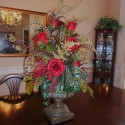 dining room table arrangement , 6 Beautiful Dining Table Floral Centerpieces In Others Category
