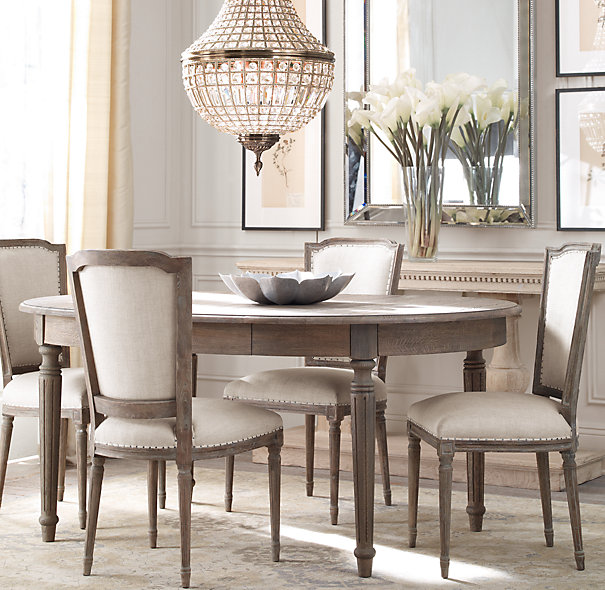 Dining Room , 7 Cool Restoration Hardware Dining Room Tables : dining table inspiration