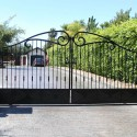 driveway gate design , 8 Awesome Driveway Gate Designs In Others Category