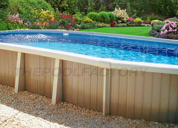 Awesome Inground Pools Best Fabulous Inground Swimming Pool Kits Natural Design White Lounge