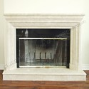 fireplace design ideas , 7 Stunning Limestone Fireplace In Others Category