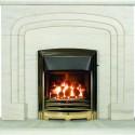 fireplace mantel , 7 Stunning Limestone Fireplace In Others Category