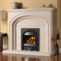 fireplace mantels , 7 Stunning Limestone Fireplace In Others Category