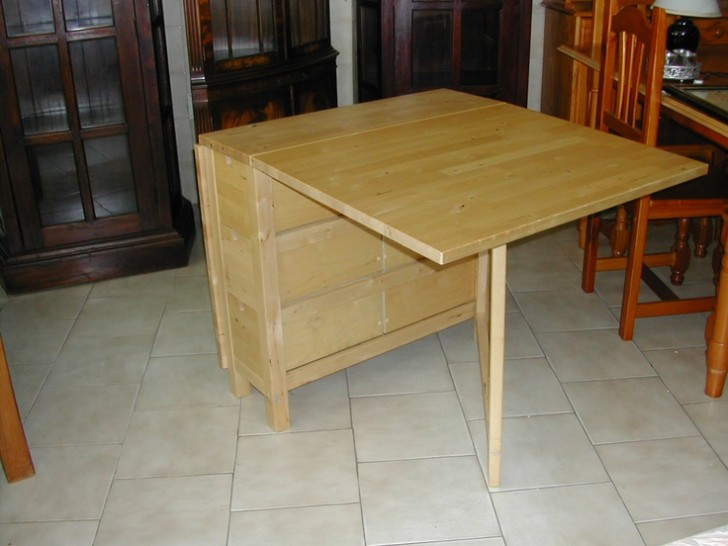 Furniture , 5 Top Folding Dining Table Ikea : folding ikea table
