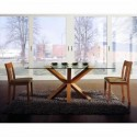 furniture dining room table , 7 Awesome Glass Topped Dining Tables In Dining Room Category
