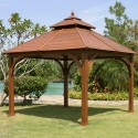 furniture patio garden , 7 Gorgeous Patio Shade Structures In Homes Category