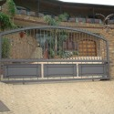 garden gate , 8 Awesome Driveway Gate Designs In Others Category