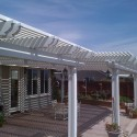 gazebo designs , 8 Fabulous Lattice Patio Cover In Homes Category