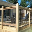 general fencing gates decks , 6 Gorgeous Porch Railing Ideas In Homes Category