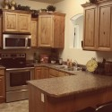 glazed cabinets , 8 Outstanding Knotty Alder Kitchen Cabinets In Kitchen Category