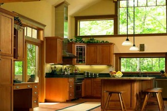 600x550px 5 Excellent Craftsman Homes Interior Design Ideas Picture in Living Room