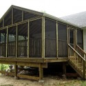 house design ideas , 8 Stunning Screened Porch Ideas In Homes Category